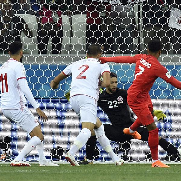 EN VIVO   Túnez - Inglaterra