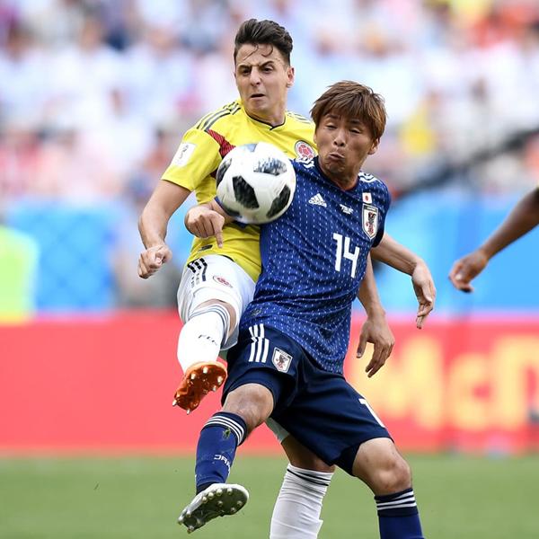 EN VIVO: Colombia vs. Japón