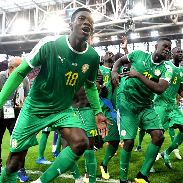 ¡Senegal dio la sorpresa!