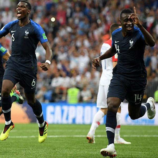 EN VIVO: Francia vs. Croacia