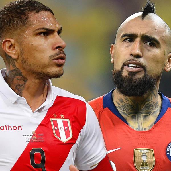 Perú, a 'vengar' a Colombia ante Chile