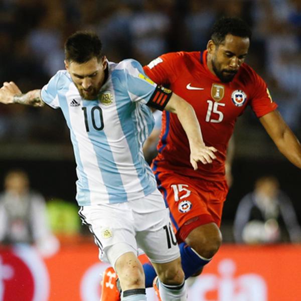 Argentina y Chile: Duelo por el honor