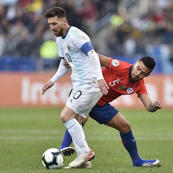 Argentina y un premio de consolación