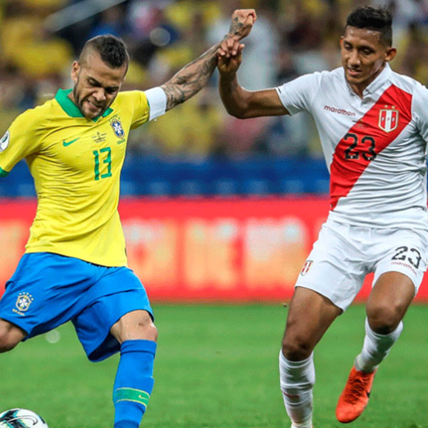 Brasil vuelve al pasado