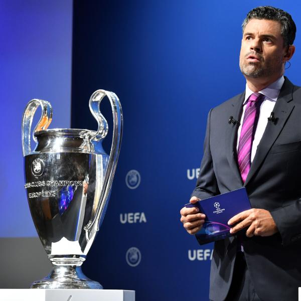 UEFA sorteó los cuartos de la Champions